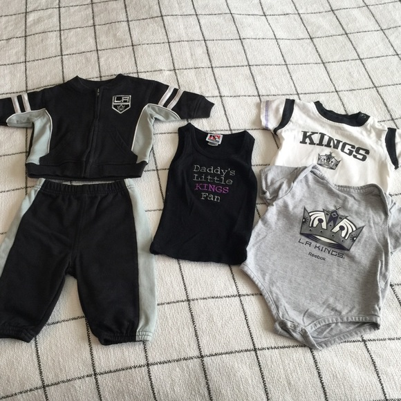 separation shoes 844c7 f0423 🏒 Los Angeles Kings Hockey Infant Apparel 🏒